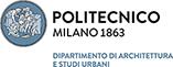Politecnico Milano 1863 Dipartimento di architettura e studi urbani